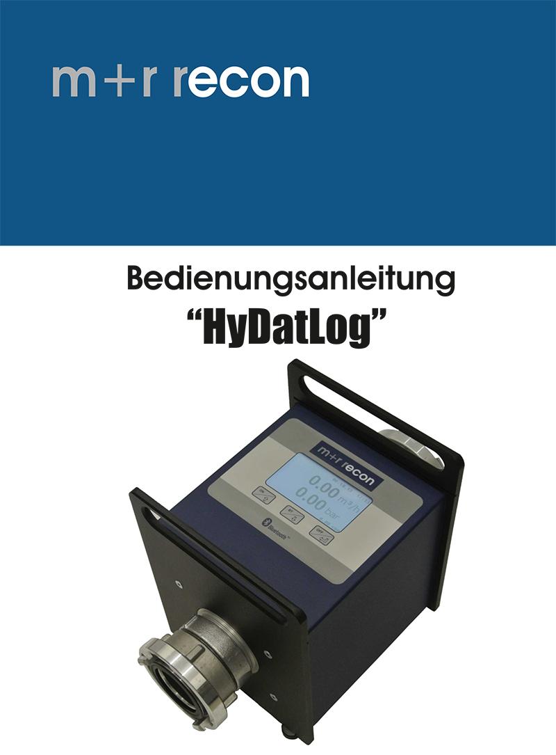 Bedienungsanleitung Hydrantentester