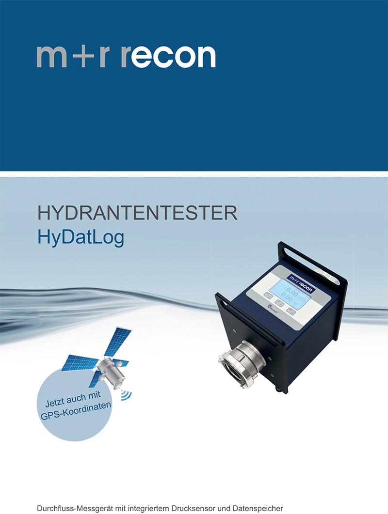 Prospekt Hydrantentester