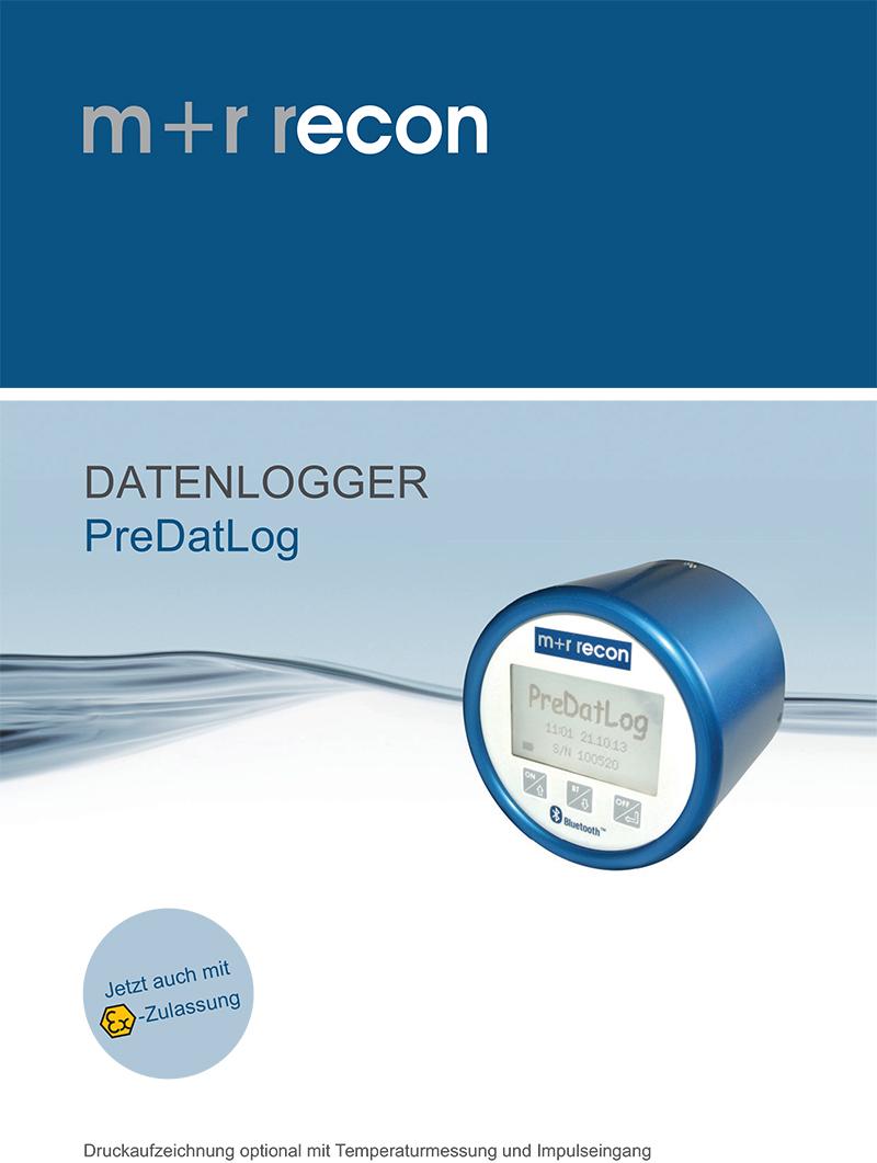 Prospekt Datenlogger